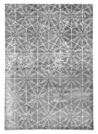 [Kusový koberec Isphahan 84421 Cream/Anthracite]