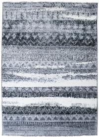 [Kusový koberec Lunar 4309A Anthracit/Grey]
