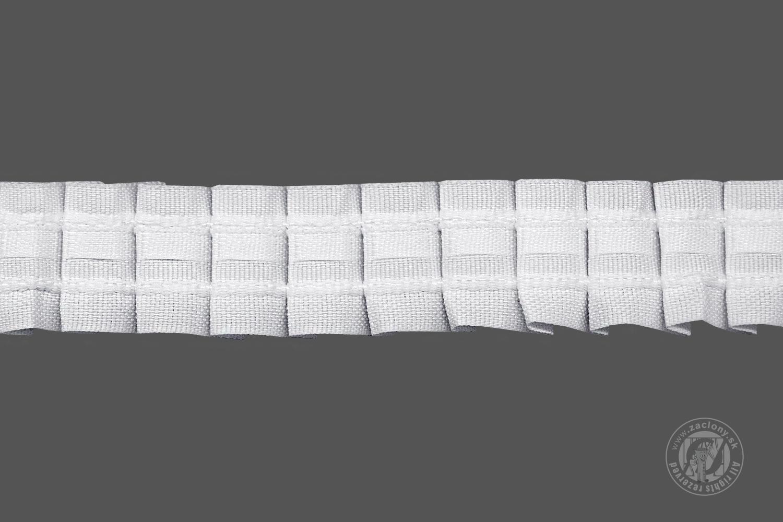 Riasiaca páska Ceruzka biela