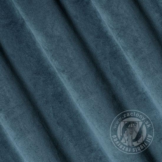 Záves PIERRE na páske námornícky modrý 140x300cm