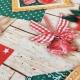 Dekoračná látka 140 cm - Vianoce