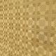 Obrus PVC - matráž 140 cm - zlatý