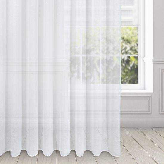 Záclona VIOLA na krúžkoch 300x250