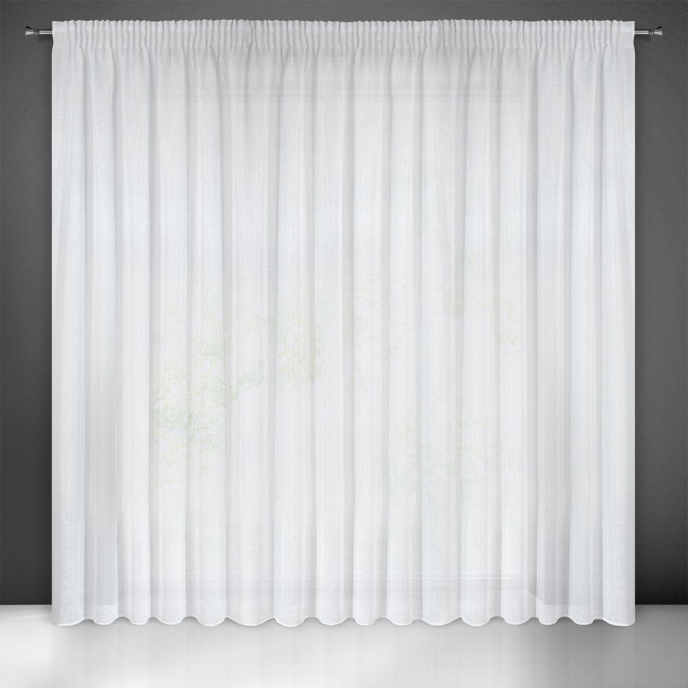 Záclona VIOLA na páske 300x145